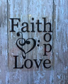 Faith, Hope, Love Yeti Cup Decal/ 1 Corinthians 13:13 Decal/ Iron on Decal/ DIY Faith, Hope and Love Shirt by DesignsByNelmarie on Etsy https://www.etsy.com/listing/288668375/faith-hope-love-yeti-cup-decal-1
