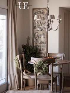 Christmas House Tour from Unexpected Elegance- Great Christmas theme inspiration!