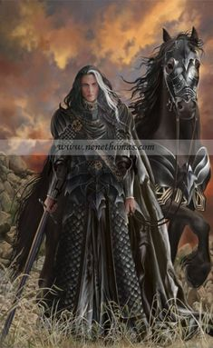 The Powerful King Vendrick Ruler Of The Kingdom Of Drangleic And Huband To Izalith The Beautiful Queen