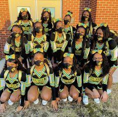 Black Cheerleaders, Cheerleading, Style, Fashion, Swag, Moda, Fashion Styles, Fashion Illustrations, Outfits