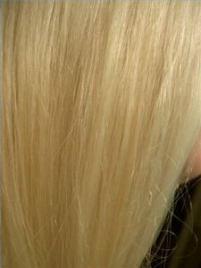 Home remedies for dry hair....    My hair was extremely dry and I tried the mayonnaise on my hair and left it on for 30 minutes before washing and my hair was very soft and I shiny the next day.