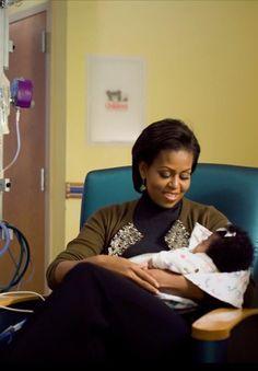 Don't leave us Michelle! Please!!!