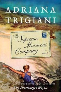 Any Good Book: The Supreme Macaroni Company