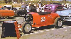 Vintage Drag Racing - Tony Nancy