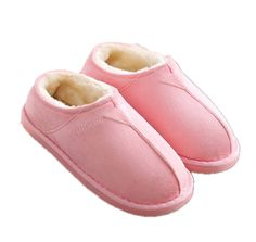 YINHAN Unisex Winter Warm Home Plush Slip-Resistant Footwear Indoor and Outdoor Slippers -- Read more reviews of the product by visiting the link on the image.
