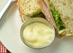 Learn how to make you own mayo at Food.com