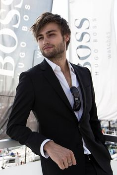Douglas Booth stars in The Riot Club (out 17th September 2014) as Harry Villiers.
