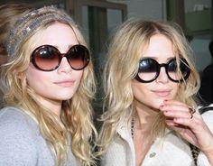 mary-kate & ashley olson sunglasses