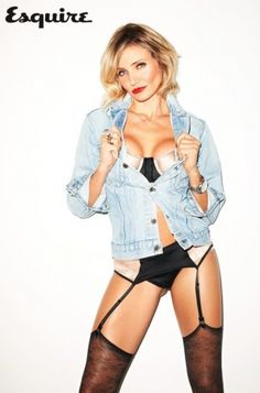 Cameron Diaz Celebrates Turning 40 with Bold Esquire UK Cover