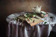 Открытая страница© anyula #Still #Life #Photography