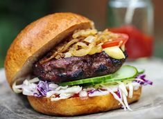This is a must read for every burger lover who doesn't want to pack on the pounds! America's favorite burgers go head-to-head in the first-ever patty and bun nutrition competition!