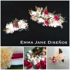 Creación de tocados para bodas, novias y damas de honor, envíos a toda España. Hand made fascinators  https://www.facebook.com/pages/Emma-Jane-Dise%C3%B1os/308