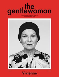 Cover of The Gentlewoman no. 9. HELL. YES.