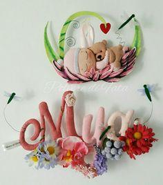 Fiocco nascita fiori flowers