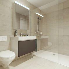 3d Modelle, Alcove, Bathroom Lighting, Bathtub, Mirror, Furniture, Home Decor, Architecture Visualization, Real Estates