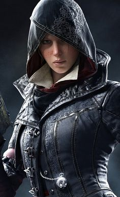 Assassin's Creed Syndicate Evie Frye Cosplay