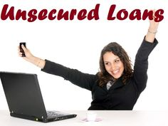 #Unsecuredloans are the worth deal to solve when you are not capable to present any security against the borrowed funds.