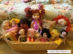 Reclaiming Our Spaces: Organizing a Little Girl's Room  via Creative Outpour