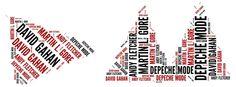 DEPECHE MODE logo by catcatf21
