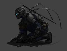 Shadow Wolf by ~shanku on deviantART