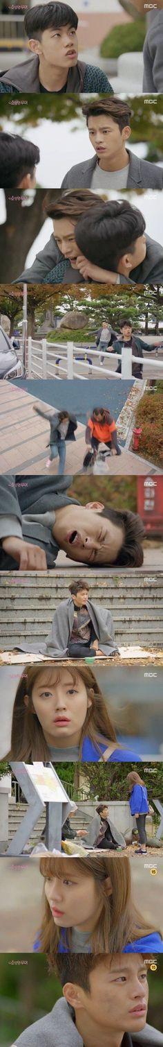 [Spoiler] Added episode 11 captures for the Korean drama 'Shopping King Louis' @ HanCinema :: The Korean Movie and Drama Database