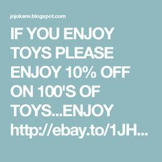 IF YOU ENJOY TOYS PLEASE ENJOY 10% OFF ON 100'S OF TOYS...ENJOY http://ebay.to/1JHNdXm | UGLY CHRISTMAS SWEATERS AND HOW PEZ CAME ABOUT