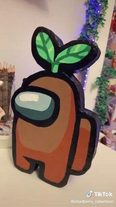 Diy Crafts Hacks, Cute Crafts, Diy And Crafts, Crafts For Kids, Arts And Crafts, Paper Crafts, Diys, Instruções Origami, Diy Décoration