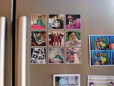 I love simple things that just make you smile like these Stickygrams that turn your Instagram photos into magnets.