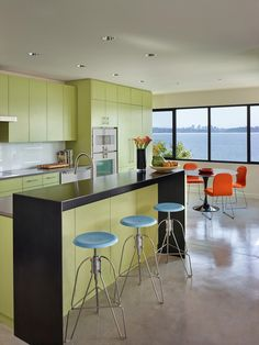 Have Your Open Kitchen and Close It Off Too