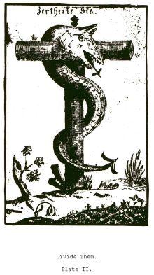 Crucified Serpent - Alchemical