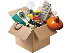 Cómo organizar la mudanza perfecta: Haciendo cajas para mudarse