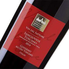 Sangiovese Toscano Vin del Fattore Governo all'Uso Toscano