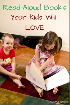 Reading out loud to your kids is a wonderful bonding activity that really helps with social and emotional intelligence as well as literacy development. Here are some of our favorite read-aloud books – particularly some you may not have heard of – as well as some tips for reading longer chapter books together.