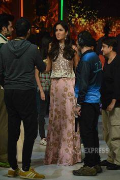 Katrina Kaif promoting #Phantom on 'Jhalak Dikhhla Jaa'. #Bollywood #Fashion #Style #Beauty #Hot