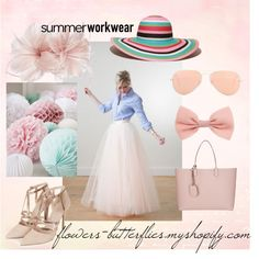 Designer Clothes, Shoes & Bags for Women Tulle Wedding, Wedding Dresses, Topshop, Flower Girl Dresses, Colours, Skirts, Gucci, Collection, Polyvore