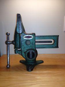Vintage Will Burt Versa Vise Woodworking blacksmithing Gunsmithing Tool Nice | eBay