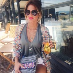 Caroline Receveur @carolinereceveurlucas Instagram photos   Websta Spring Summer Fashion, Spring Outfits, Celebrity Pictures, Celebrity Style, Great Cuts, Mode Style, Cut And Color, Dress Codes, Summer Looks