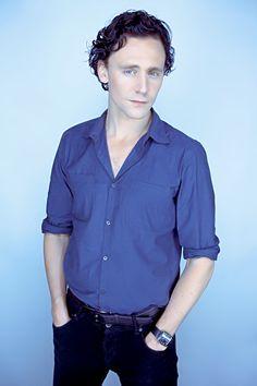 I .. can't even... I'm.. uhhh... yea. He's too gorgeous. Tom Hiddleston, you break my heart.