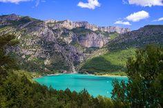 Gole del Verdon e Lac de Sainte-Croix Provenza - Francia
