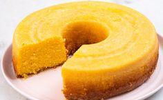 12 receitas de bolo de milho verde cremoso com o gostinho da fazenda Cornbread, Doughnut, Cantaloupe, Bakery, Cheesecake, Sugar, Chocolate, Fruit, Cooking