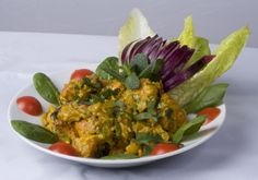 Delightful Desi Chicken Curry -The Indian Pantry - Call 01295 700092 or order online http://www.indianpantry.com/home/