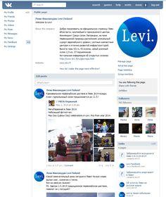 Vkontakte- sisällön koordinointi venäjänkieliselle yhteisölle. Content coordination on Russian social media VKontakte. #VKontakte #SocialMedia #LeviLapland #Levi #MarikaWork