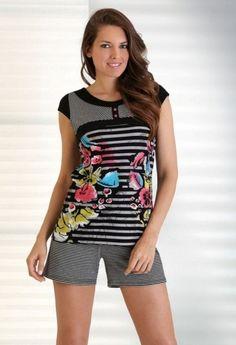 Pjs, Pajamas, Pijamas Women, Playboy, Stripes, Rompers, Satin, Lingerie, Couture