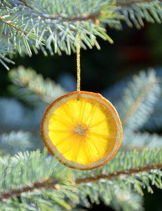 Jak suszyć plasterki pomarańczy? #christmas #święta