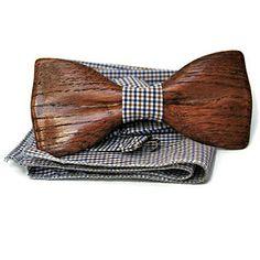Handmade wooden bow tie made in limited editions. Wood bo... https://www.amazon.com/dp/B072K681B5/ref=cm_sw_r_pi_dp_U_x_wFhCAb3KPRP93