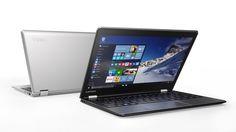 Riassunto: Lenovo™ lancia due nuovi dispositivi con Windows® 10: tablet e portatili YOGA™ pronti per il viaggio