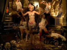 Gwen Stefani - Rich Girl ft. Eve -( saw Fiddler on the Roof last night, it inspired me to pin this one...)---SB