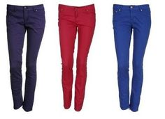 Learn how to wear the latest trend, colored denim, at an affordable price! Stop by SWSL for all you need to know.