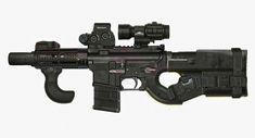 AR-15 P90 Hybrid