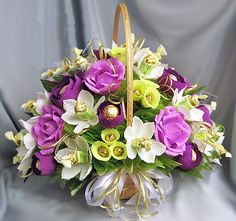 Candy bouquet (chocolate crepes flower bouquets)